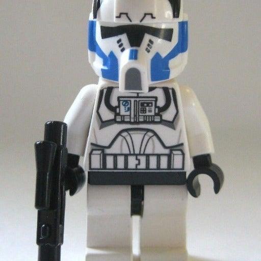 Lego Star Wars 501st Pilot Clone