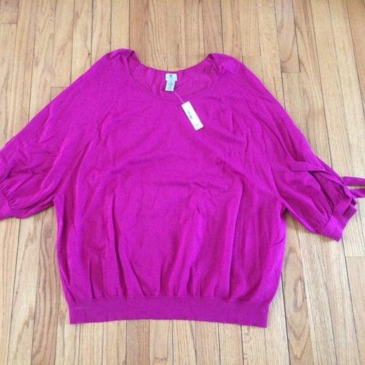 Worthington 3X Women's Sweater Top