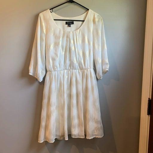 BCX | white dress