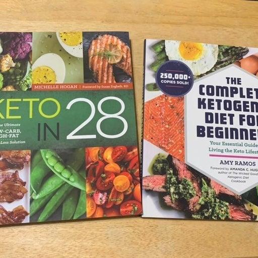 KETO Diet/Cookbooks