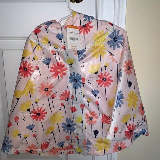 Gymboree rain poncho with sleeves 3T