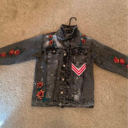 Reason jean jacket