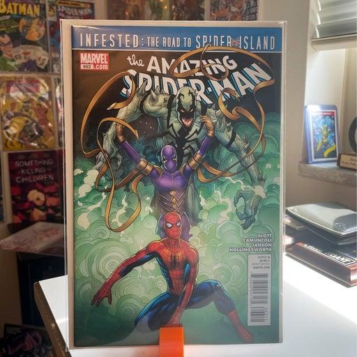 Amazing Spiderman #663 (2011)