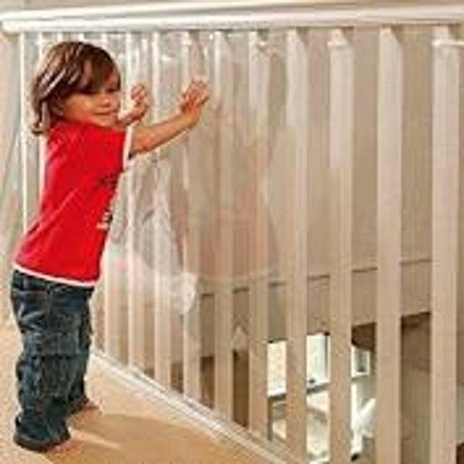 Kidkusion Indoor/Outdoor Banister Guard,