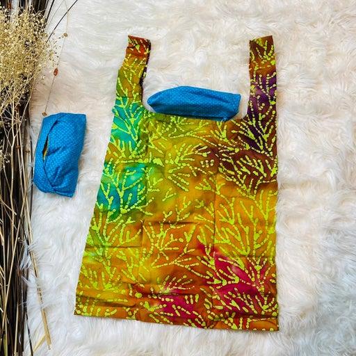Boho chick hand made shopping bag fall p