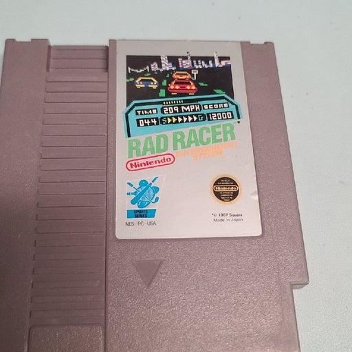 Rad Racer on Nintendo NES