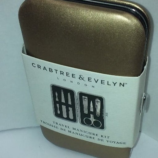 Crabtree  Evelyn travel manicure kit 6