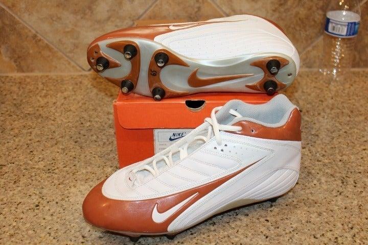 Nike Sanfras 11.5 Football Cleats UT
