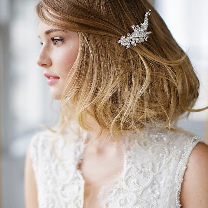 Brides & Hairpins Catherine Jeweled Comb
