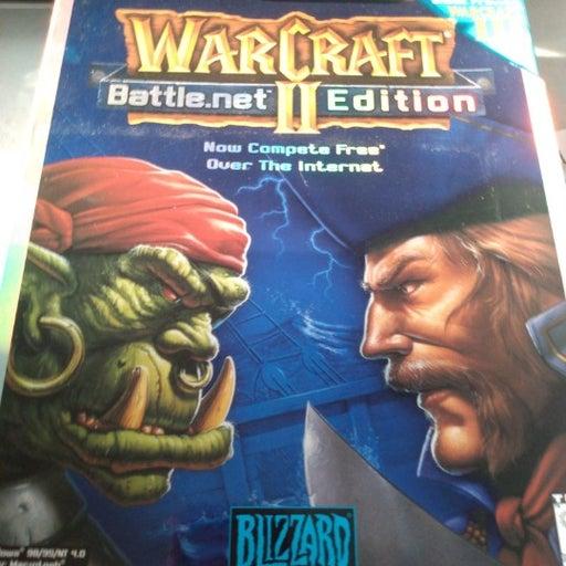 WarCraft II Battle.net Edition PC Game