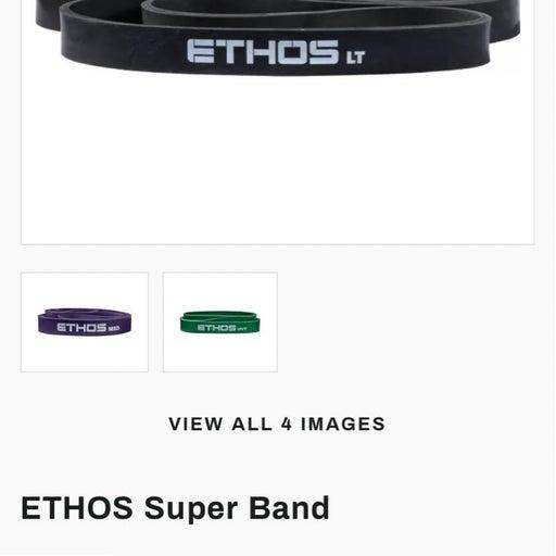 ETHOS Super Band Resistance Band Medium