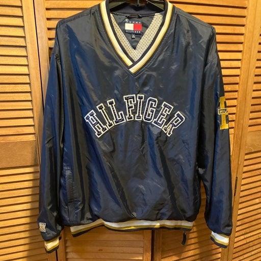 Vintage Tommy Hilfiger Pullover Windbreaker Jacket