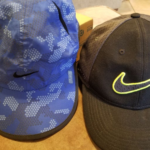 Nike Hats 2 Pcs