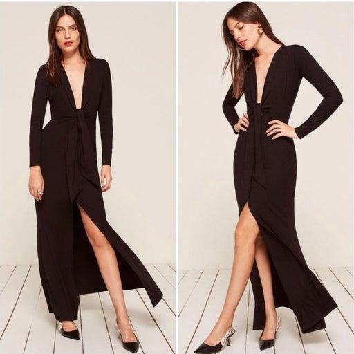 Reformation Aria Maxi dress