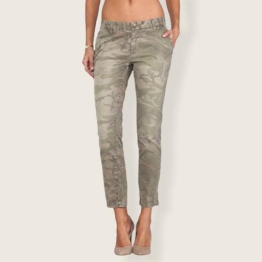 Amo kick crop dive bar destroy stretch jeans 24