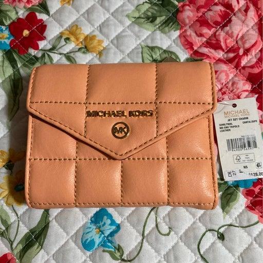 Michael Kors trifold wallets for women