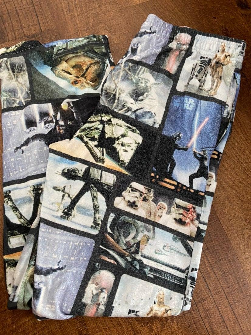 Mens Star Wars Pajama Pants XL