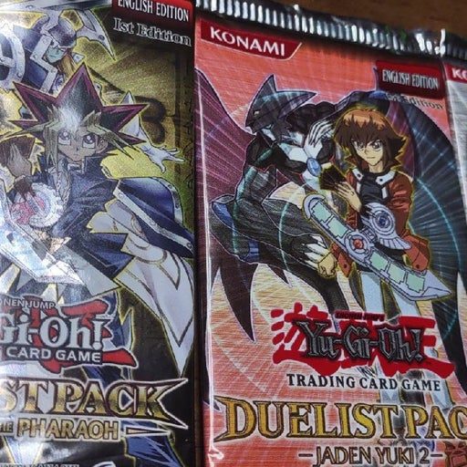 Yugioh duelist pack lot
