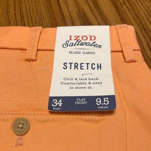 Men's Izod 34 Shorts New w/Tags