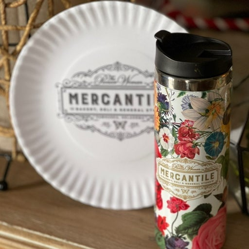 Pioneer Woman Mercantile Cup and Plate