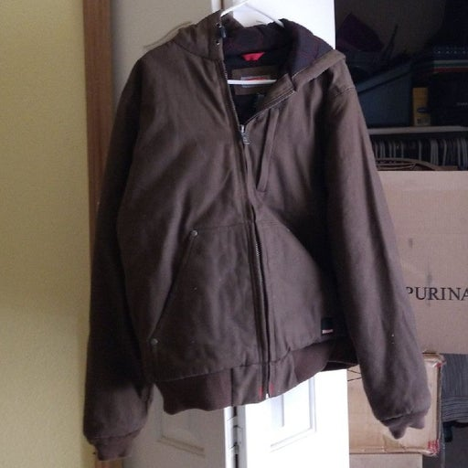 NWT Duck hooded Jacket