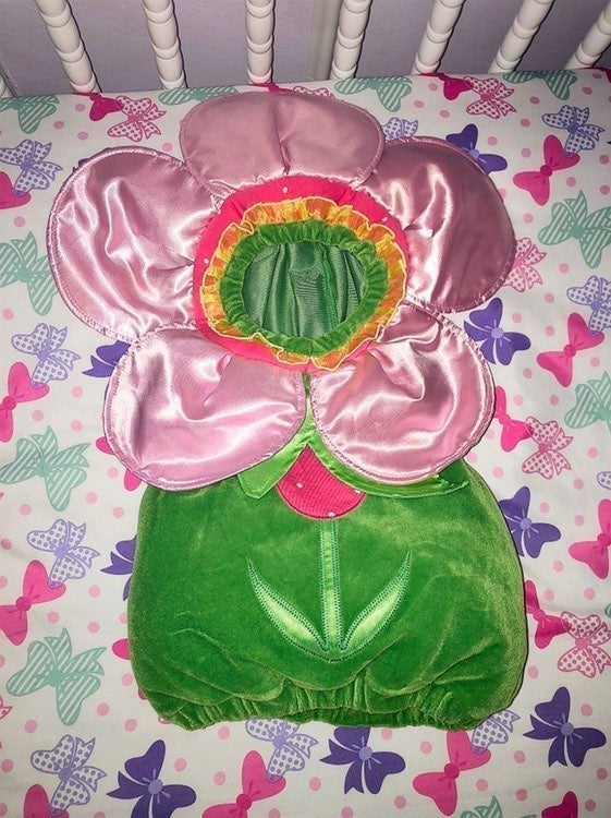 Flower infant halloween costume 3 months