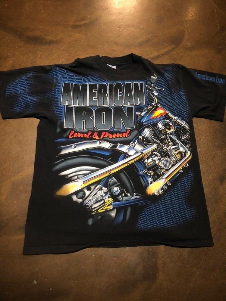 '97 American Iron Mag. Tee