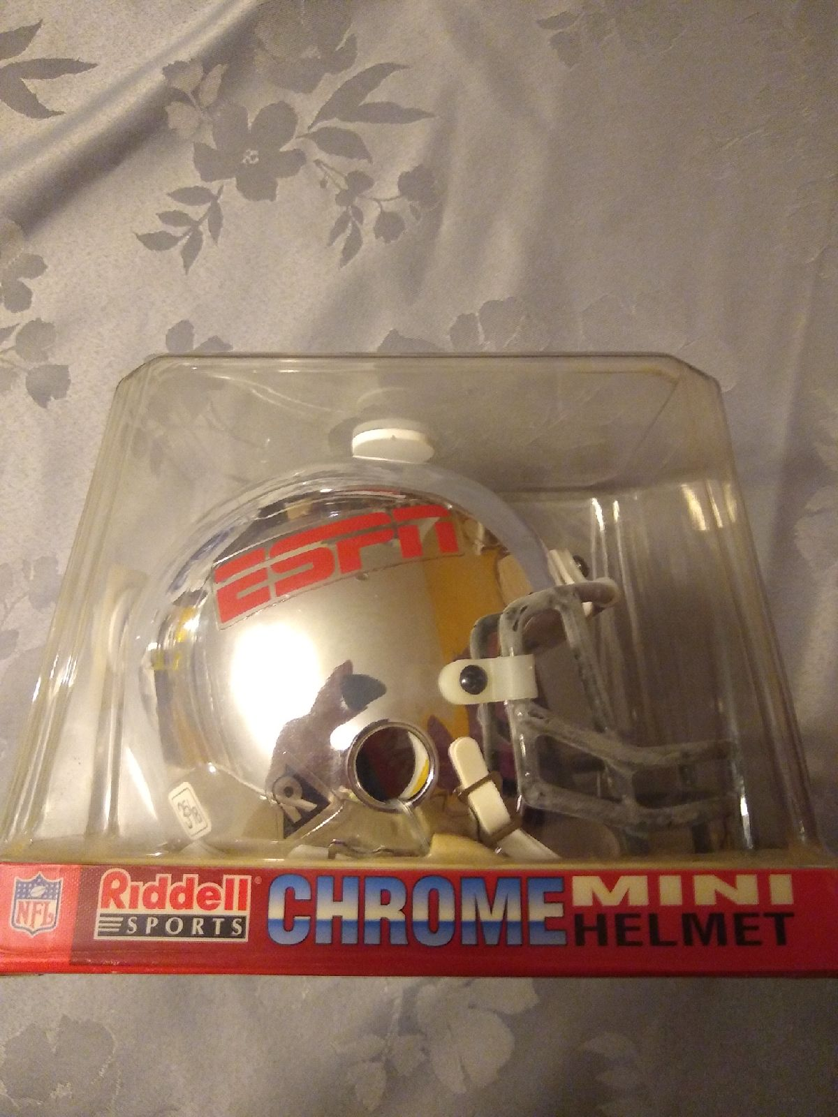 Riddell Chrome Mini Helmet ESPN