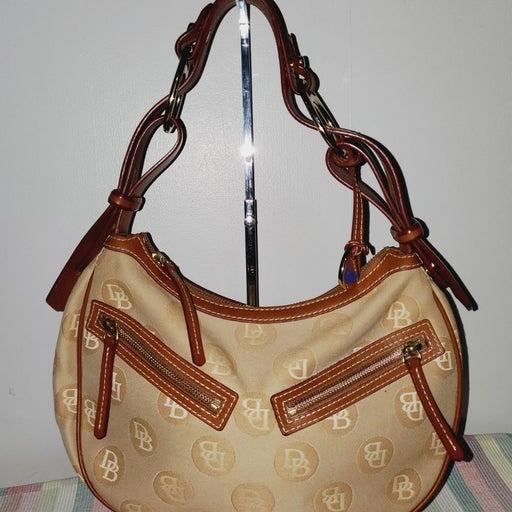 Dooney Bourke Hobo Shoulder Bag