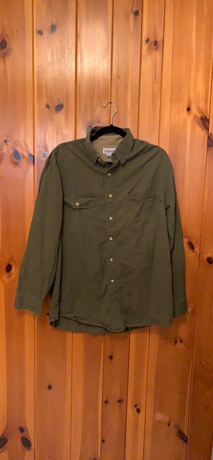 Carhartt long sleeve shirts for men