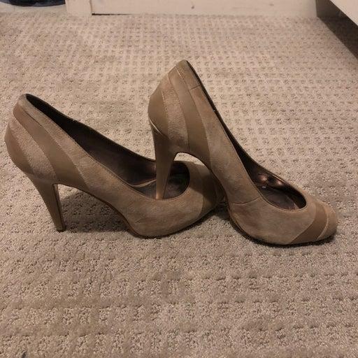 Nine West heels sz8