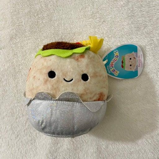 """Squishmallow 5"""" Bernardo the Burrito"""