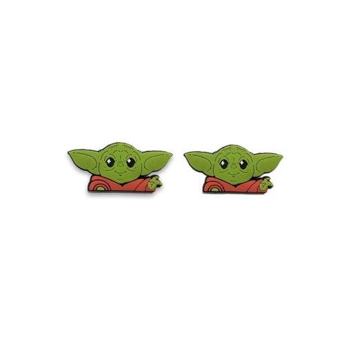 Baby yoda jibbitz crocs charms