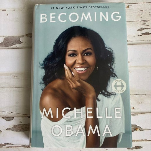 Becoming Michelle Obama HB