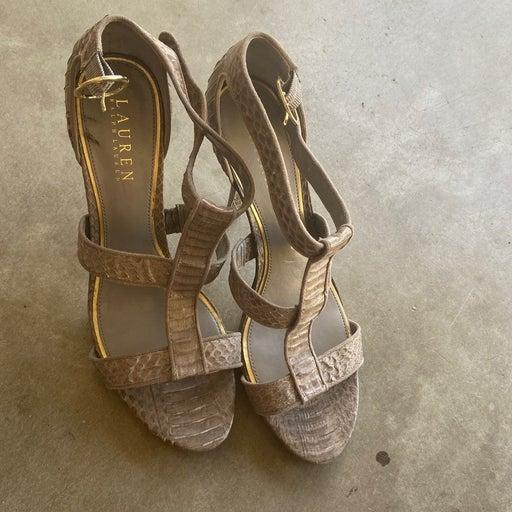 Lauren by ralph lauren heels