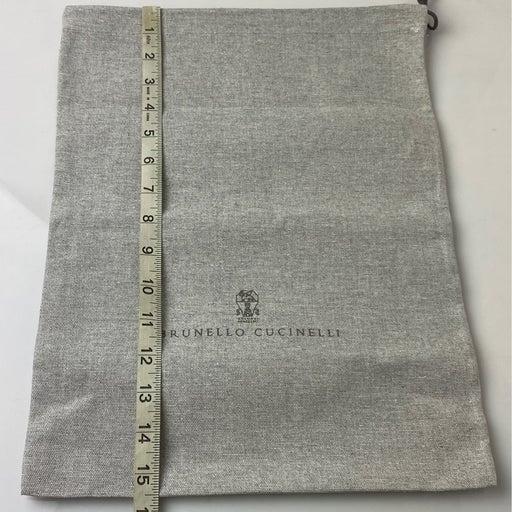 1 Empty Brunello Cucinelli Dustbag