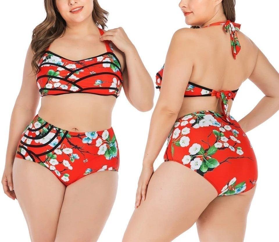 Sexy Swimsuit, Bikini Set, Sz (US 8-18)