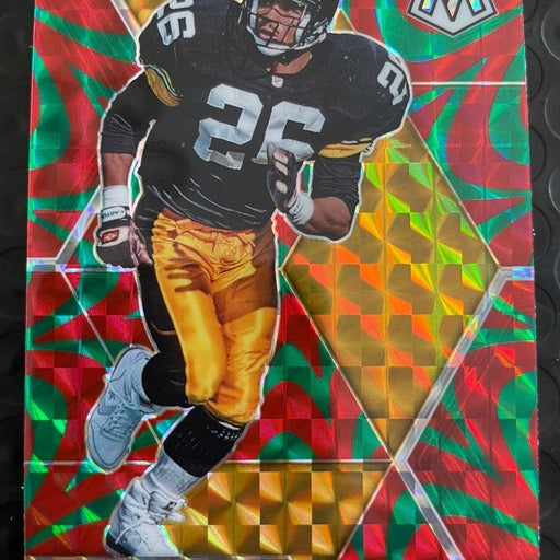 Rod Woodson Mosaic Red/Green Reactive Prizm