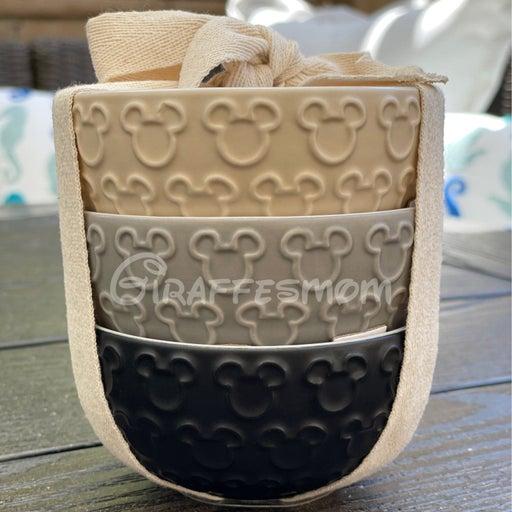 Disney Homestead Mickey Bowls
