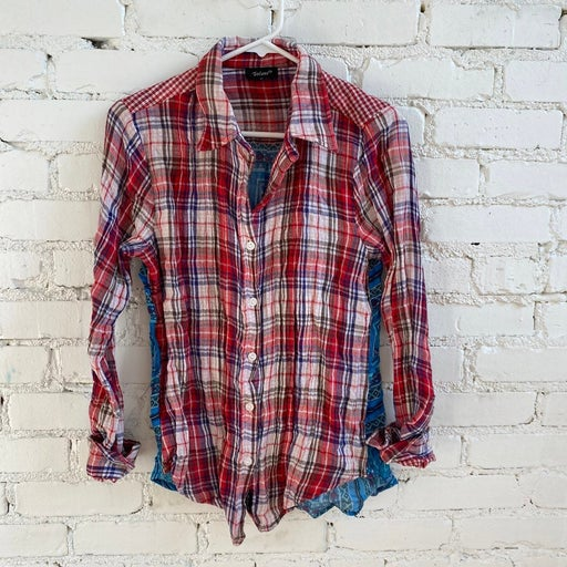 shirts for women flannel top