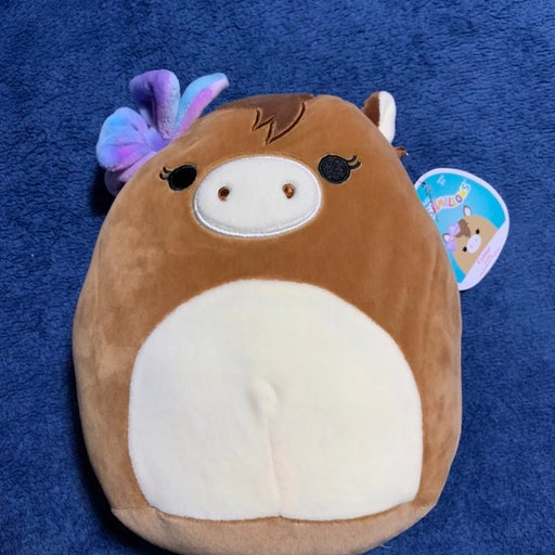 Squishmallow Tomar the Horse