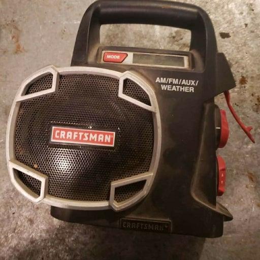 Craftsman c3 19.2 radio