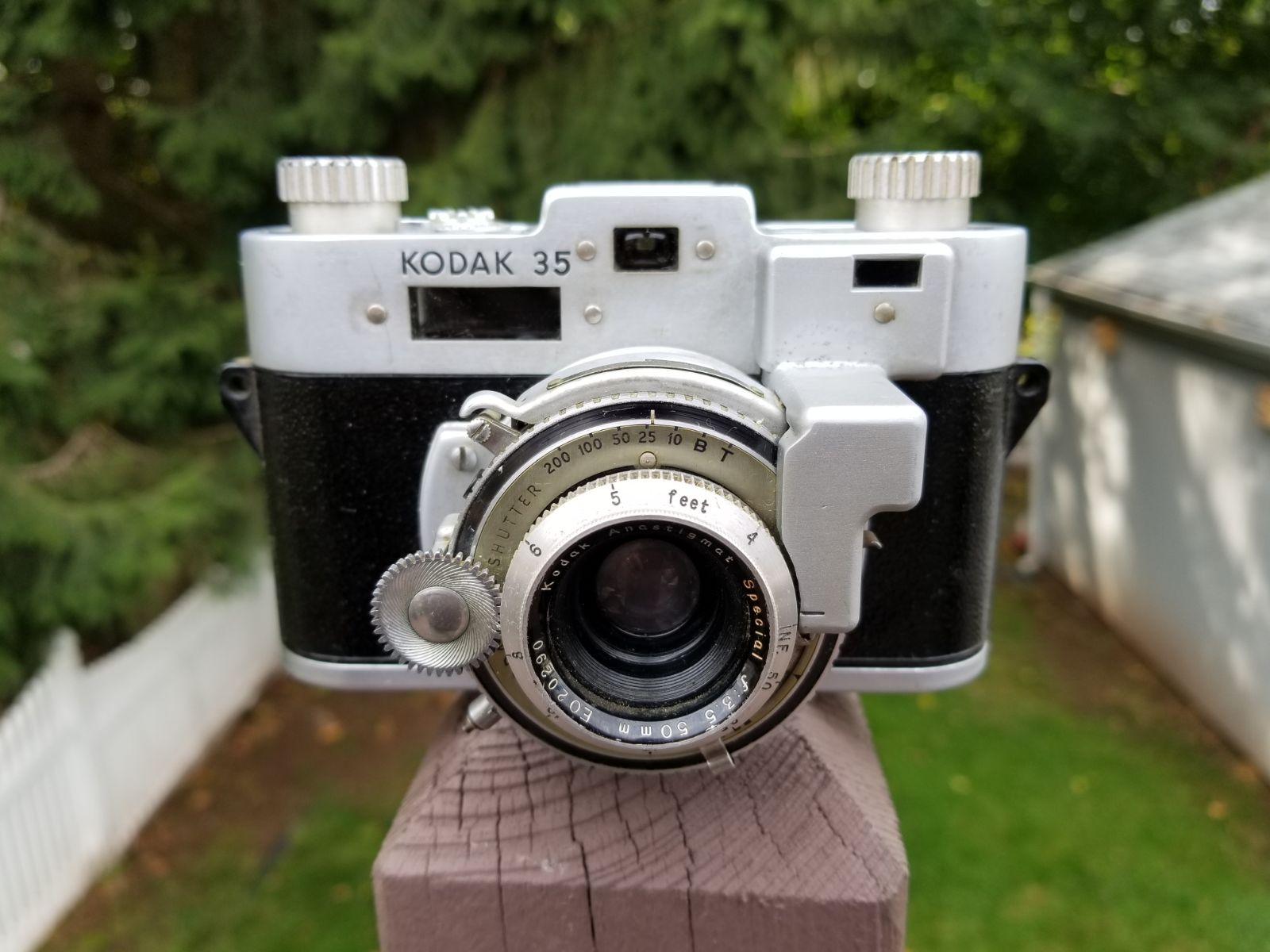Vintage KODAK 35 FILM Camera