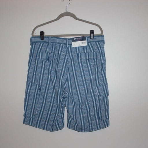 Cremieux Men's Shorts NWT Indigo 36