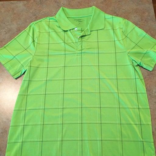 Mens golf shirt Med