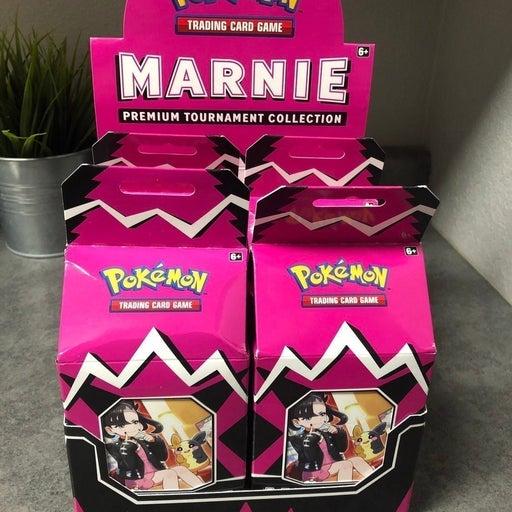 Marnie Premium Tournament Collection Boxes x4