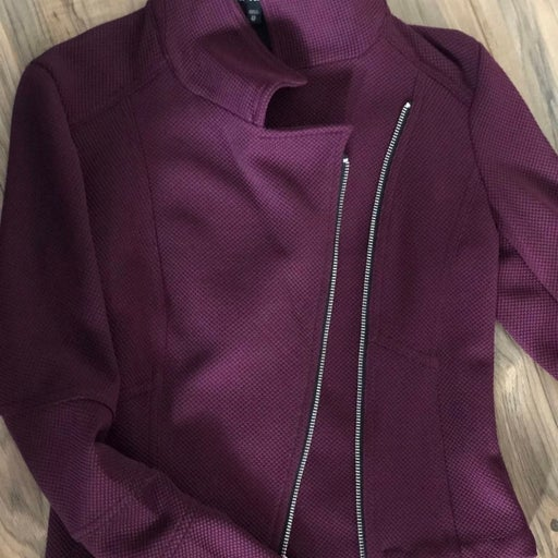Express knit jacket