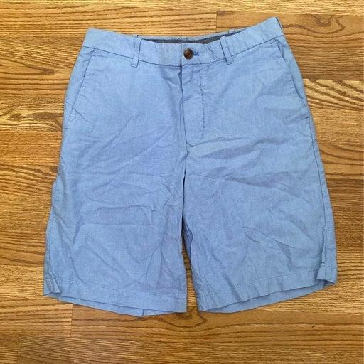 Men's Heathered Blue Izod Shorts