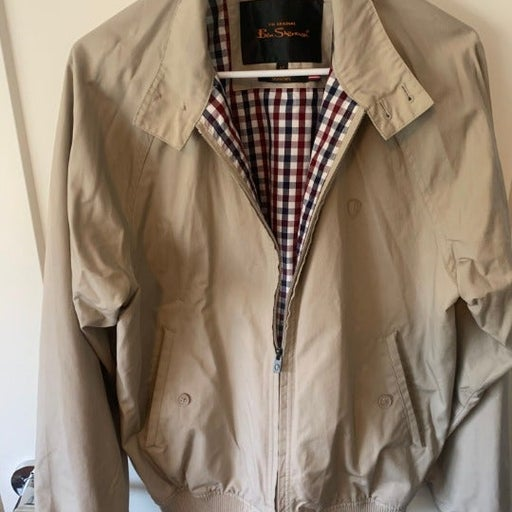 Ben Sherman Men's Jacket Size Medium