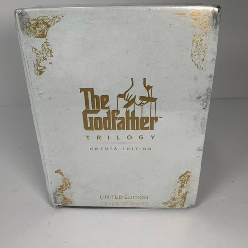 The godfather trilogy omerta edition Numbered.